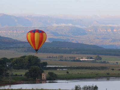 drakensberg_ballooning